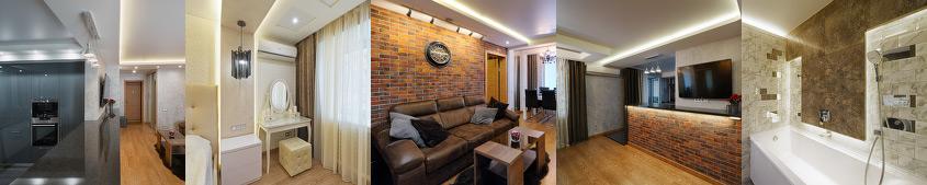 Квартира в современном доме