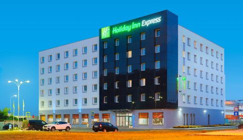 Гостиница Holiday Inn Express в Воронеже
