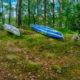 Остров на Макаровском озере
