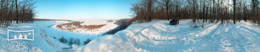 Зимнее Кривоборье