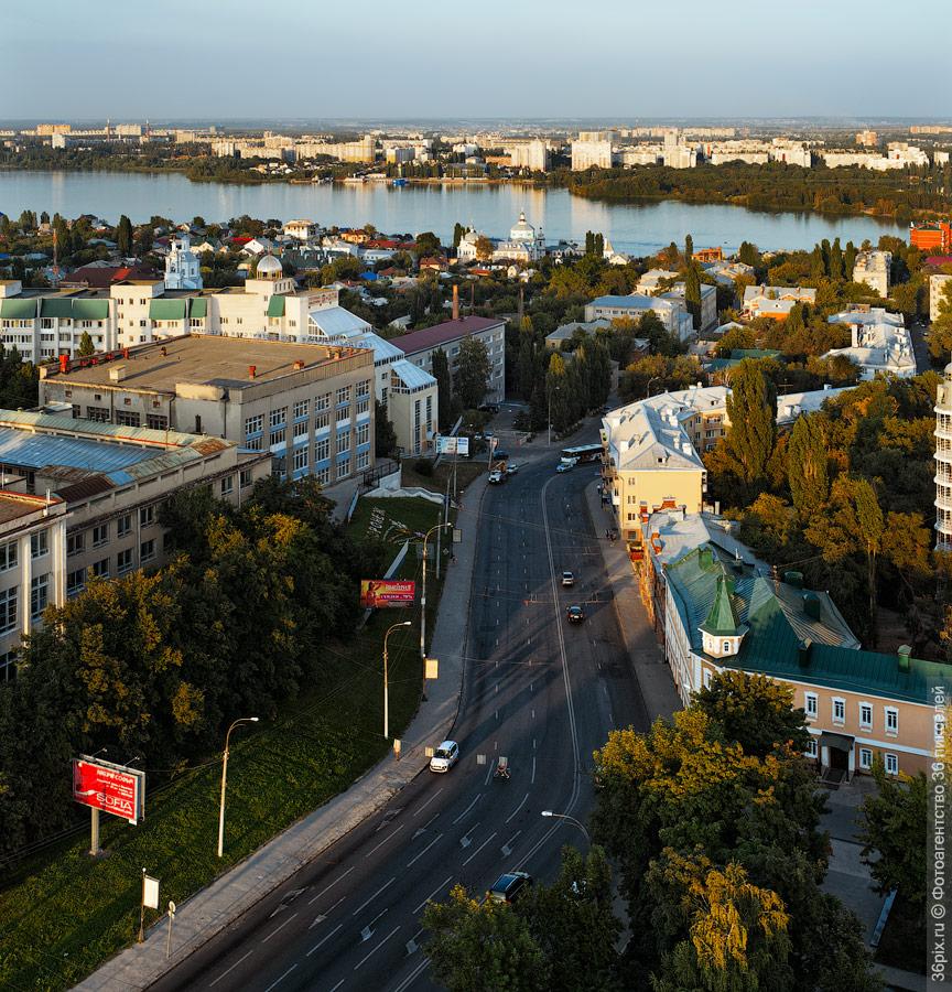 Спуск по улице Степана Разина