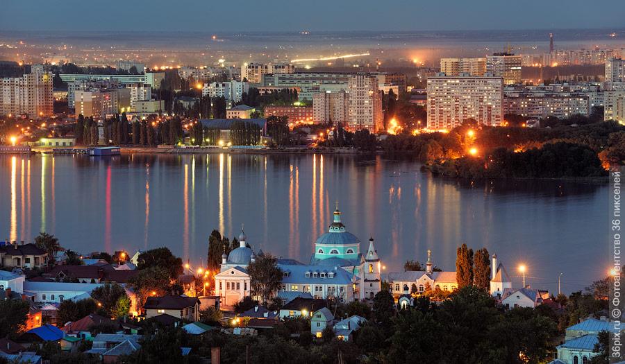 Алексеево-Акатов женский монастырь. Воронеж