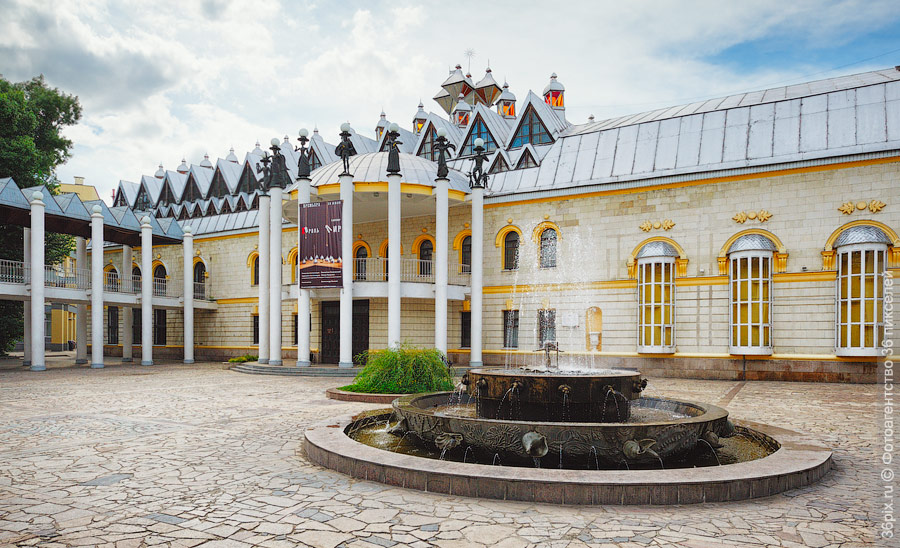 Воронежский театр кукол «Шут»